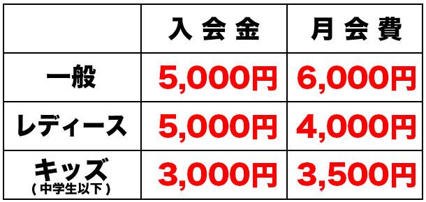 セコンドアウト料金表2